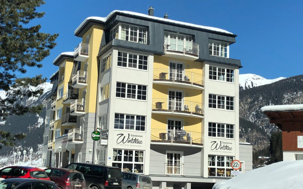 Sonnenwende apartment for sale Bad Gastein