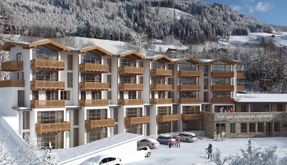 Ski and sun resort, Alpendorf St. Johann im Pongau