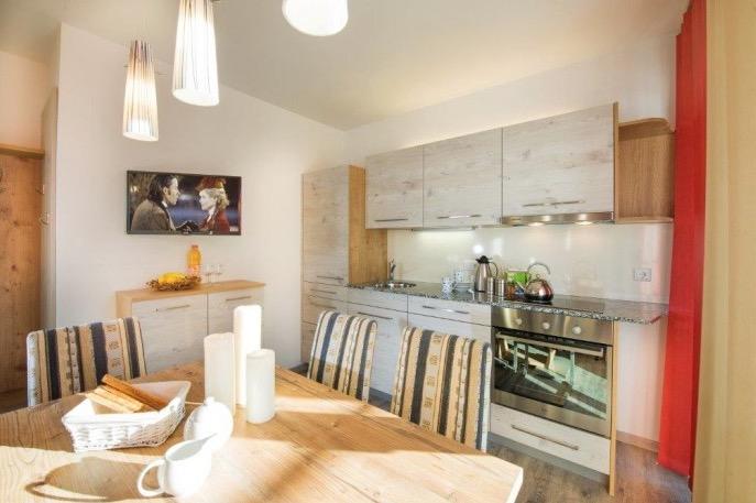 Schöne Wohnung in einem neuen Entwickler-Projekt