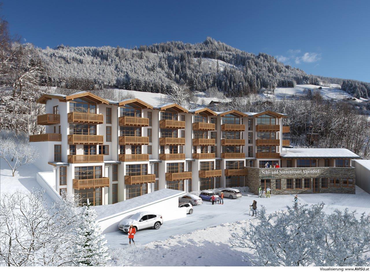 Hotels Alpendorf St Johann