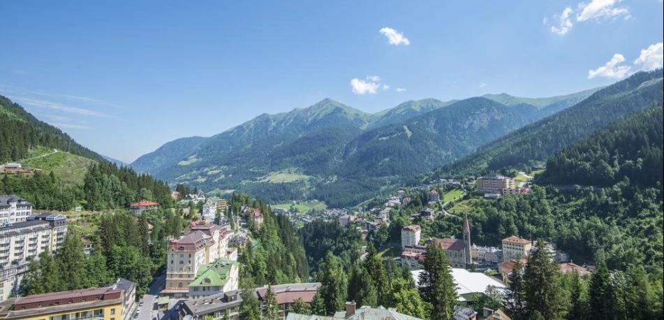 Ferielejlighed til salg in alperne, Bad Gastein Østrig