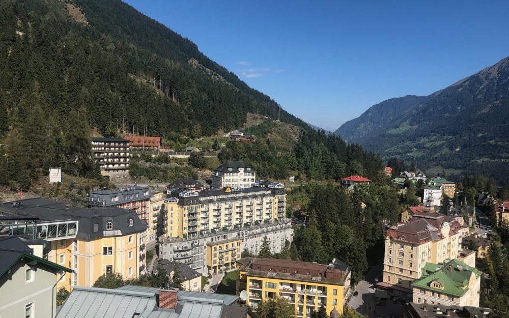 Alpenhof TOP 3 Plan apartment for sale Bad Gastein