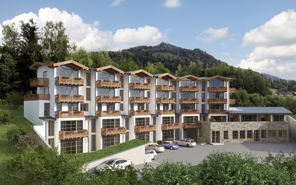 Alpendorf, St. Johann im Pongau -4th floors apartments