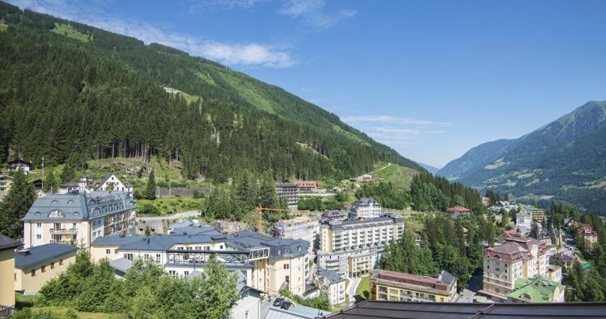 Apartment with breathtaking view, Alpenhof, Bad Gastein