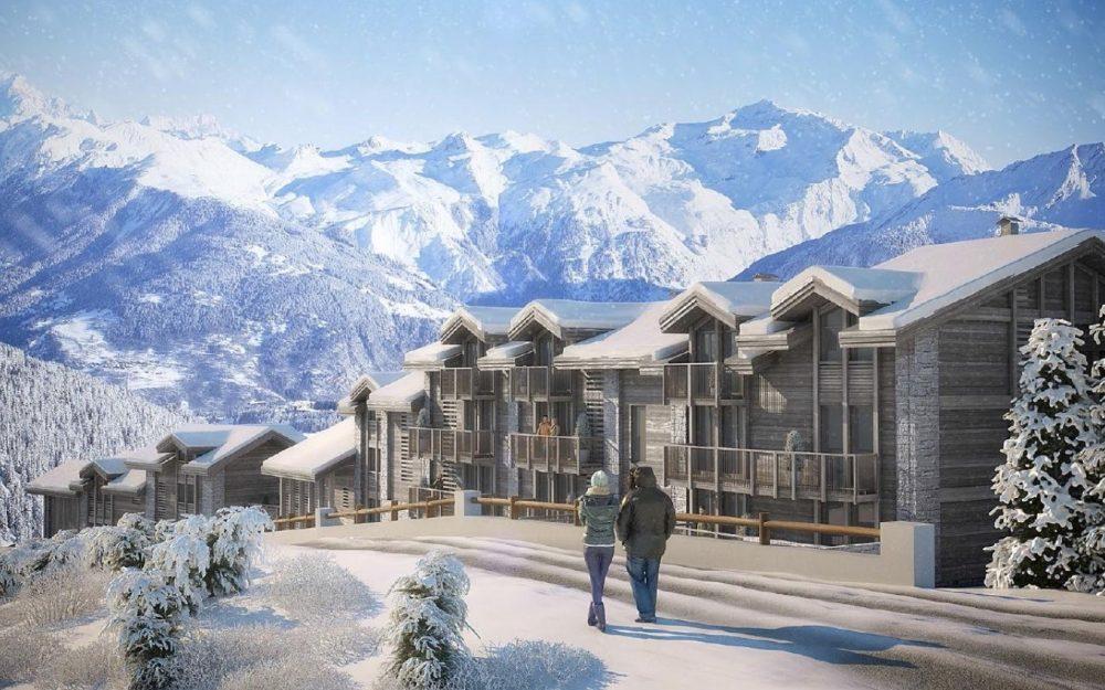 2 bedroom apartment in Courchevel, Auvergne-Rhone-Alpes