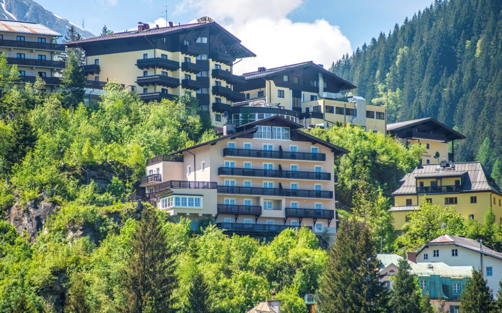 Bad Gastein for sale Alpenhof