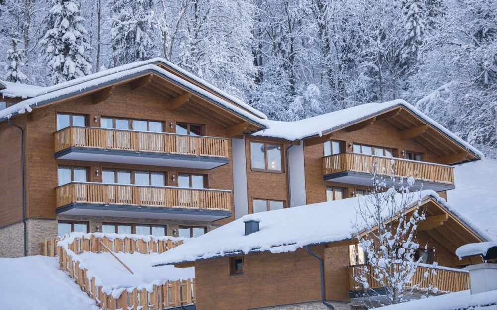 Luxury Chalets in Wagrain Resort