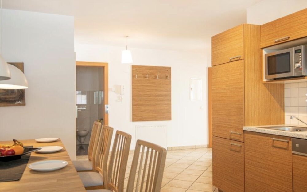Second home apartment in the center of Wagrain 10