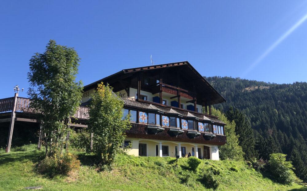 Charmerende Østrigsk Hotel